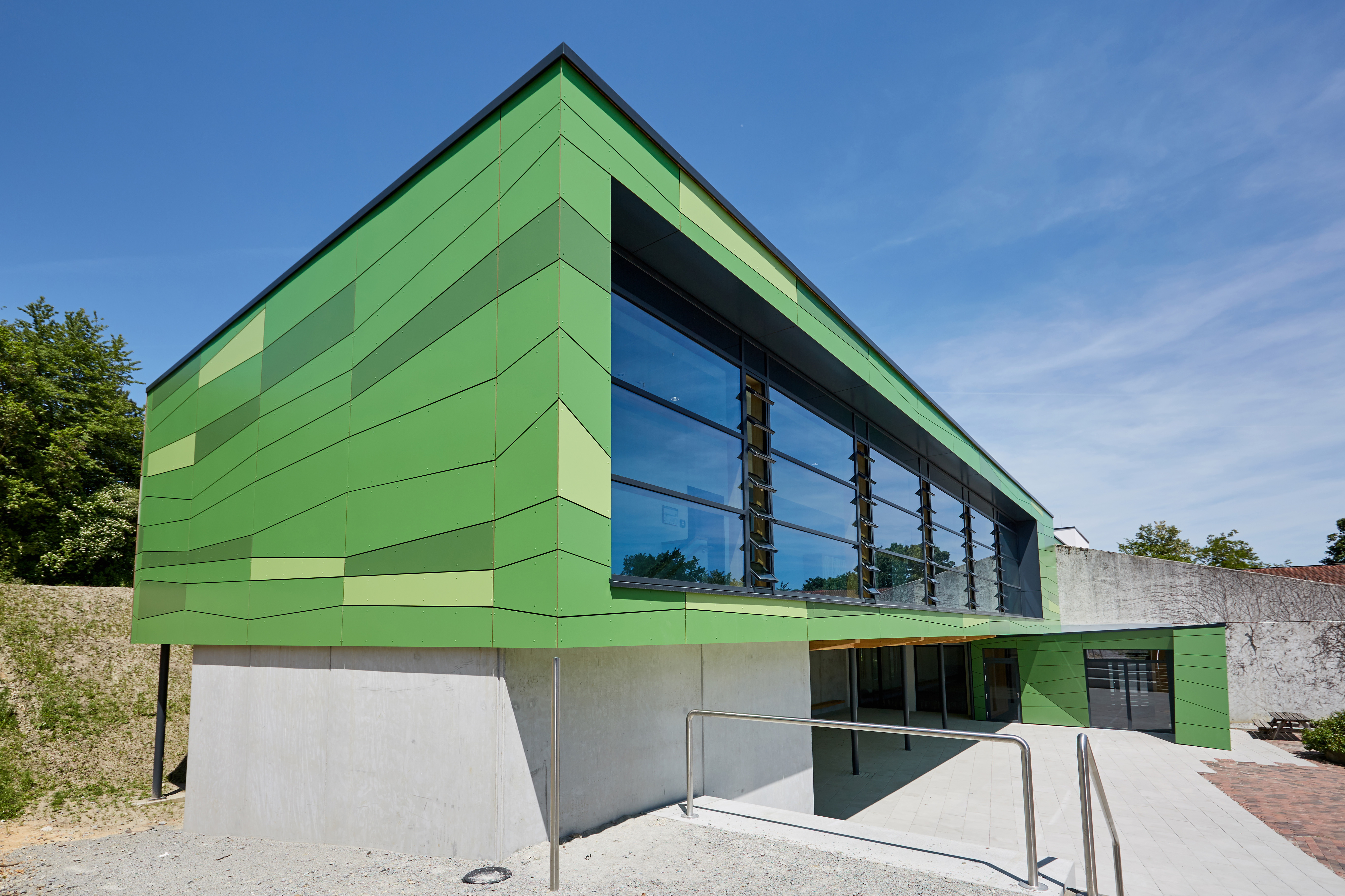 Schule Pfarrkirchen