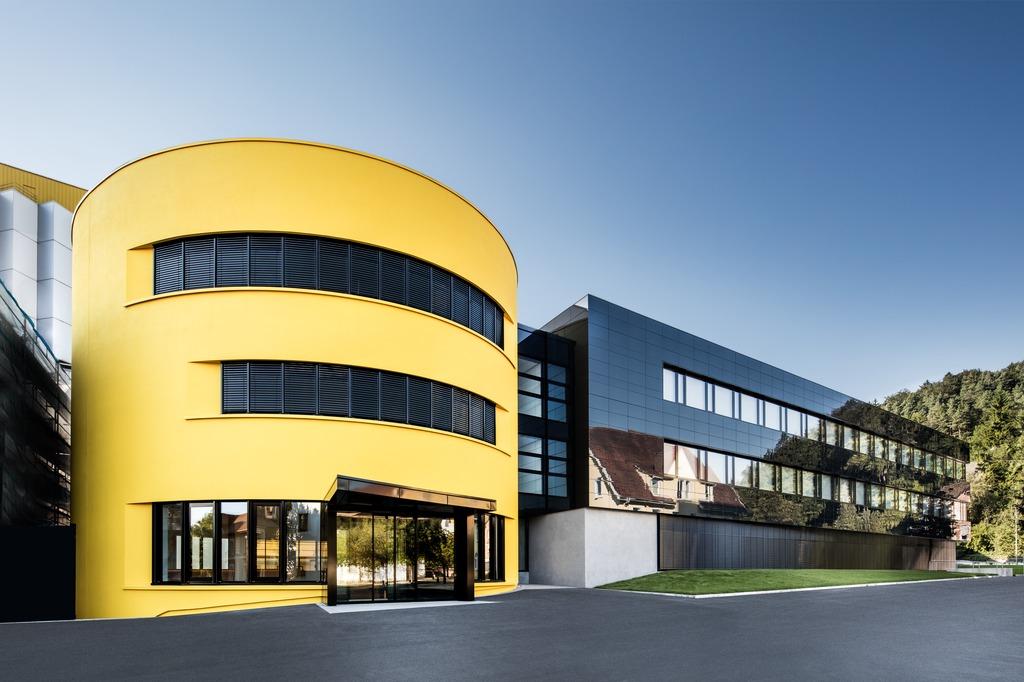 Sto Stühlingen neubau eines büro- und empfangsgebäudes in stühlingen - fvhf.de