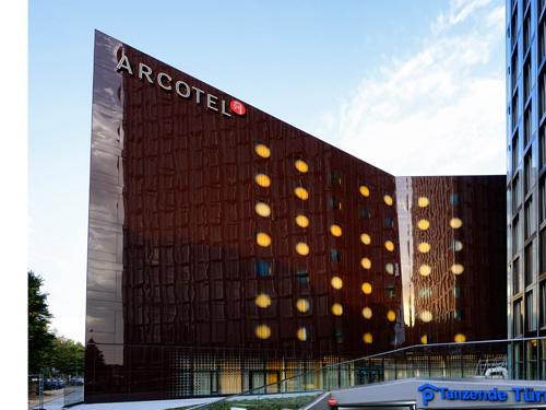 Hotel Hamburg Arcotel Onyx