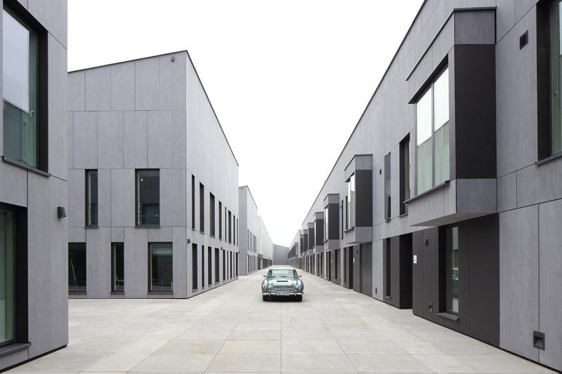 Moderne Architektur Fur Oldtimer Schuppen Eins Bremen Fvhf De
