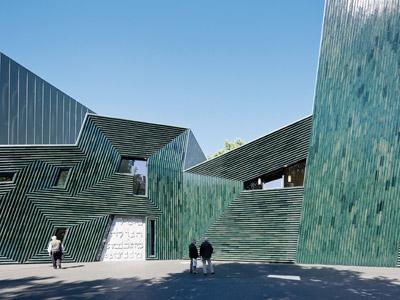 Architekten In Köln preisträger deutscher fassadenpreis 2011 jüdisches gemeindezentrum