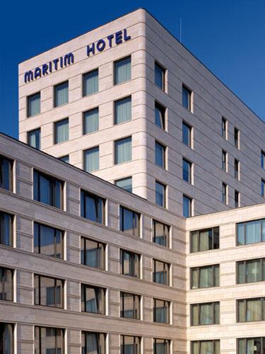 Neubau des maritim hotel berlin for Besondere hotels berlin