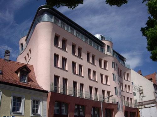 Romantik hotel weinhaus messerschmitt bamberg for Bamberg design hotel